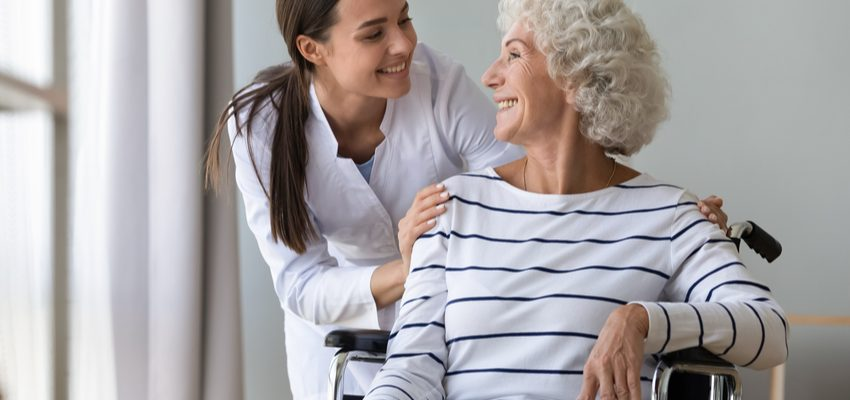 Speech therapy like those offered at Foothill Heights in Pasadena, are incredibly important to senior citizens who have suffered a stroke in order to help them connect with the world after their illness.